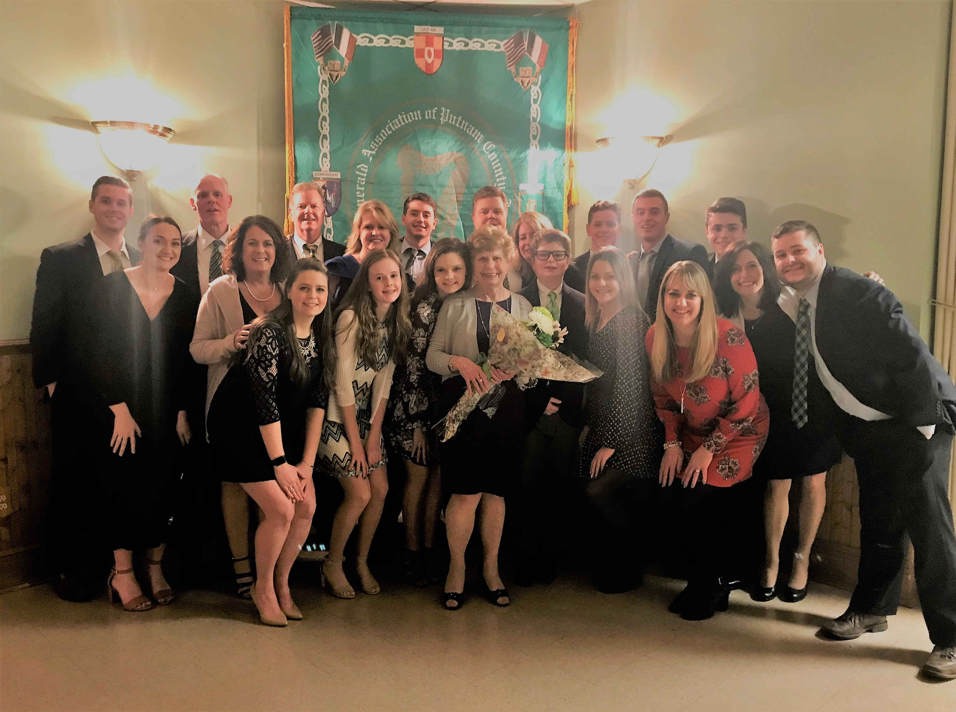 St. Patrick's Day Dinner Dance 2019